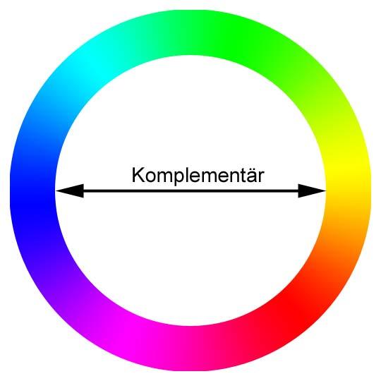 Komplementärfarben