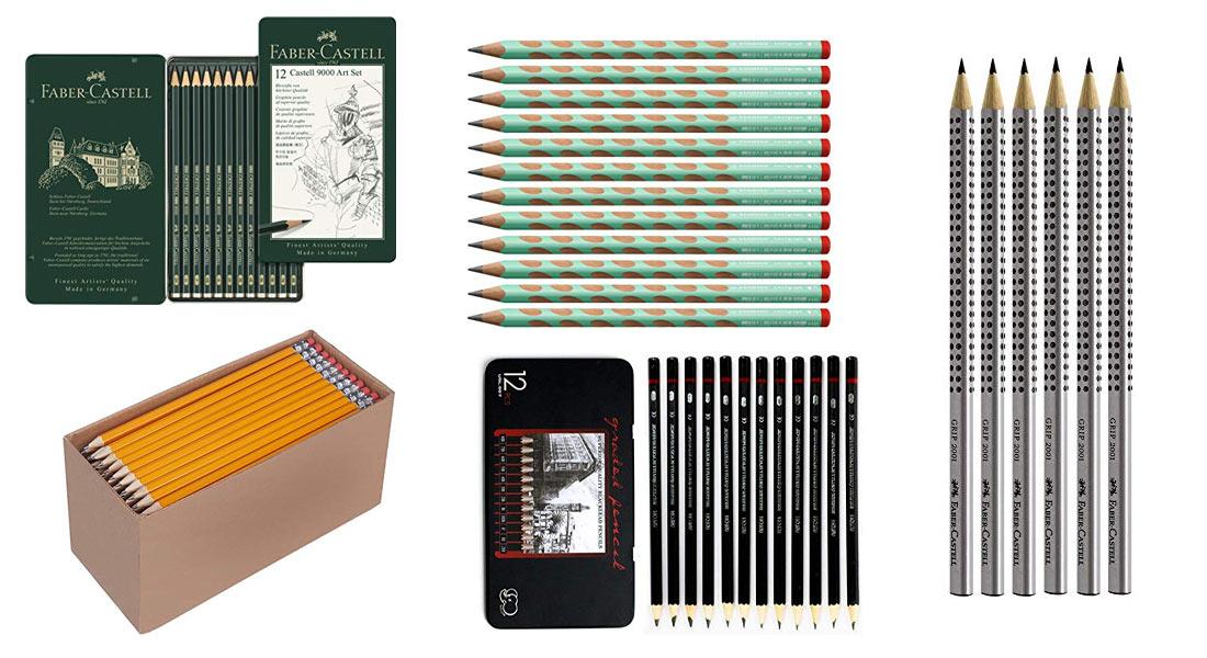 die besten Bleistift-Sets