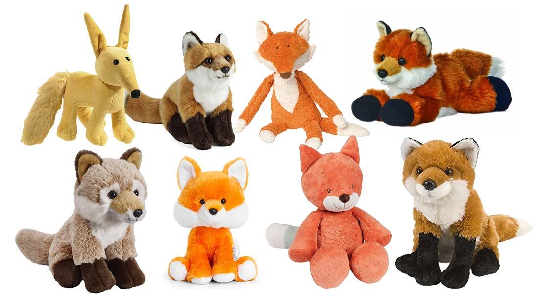 Die beliebtesten Fuchs Kuscheltiere