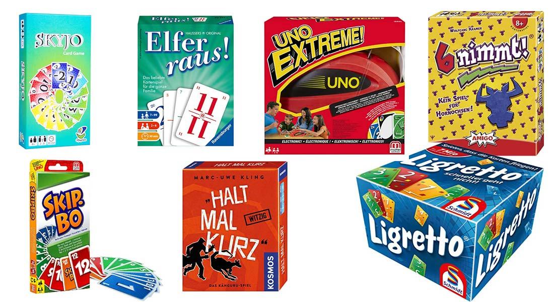 Die beliebtesten Kartenspiele für Kinder