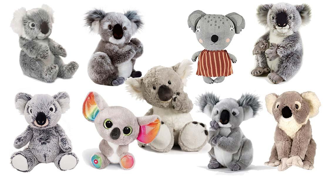 Die beliebtesten Koala Kuscheltiere