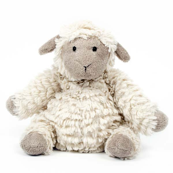 Schaf Handpuppe