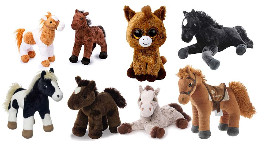 Die beliebtesten Kuscheltier Pferde