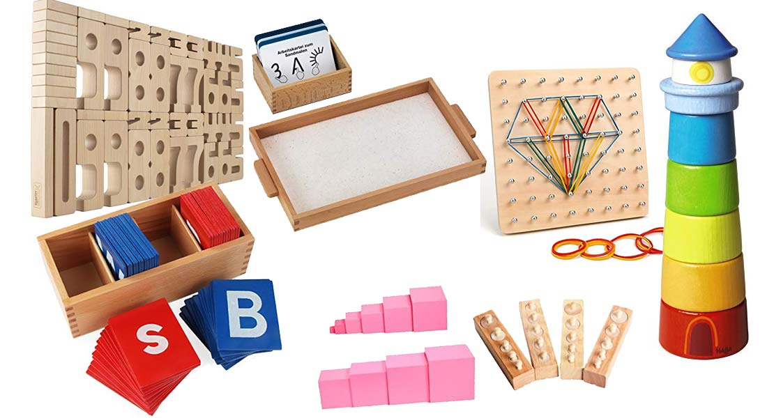 Das beliebteste Montessori Spielzeug + Ratgeber