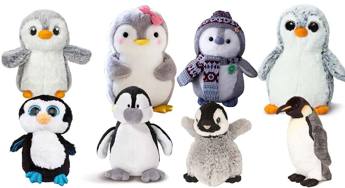 Die beliebtesten Pinguin Kuscheltiere