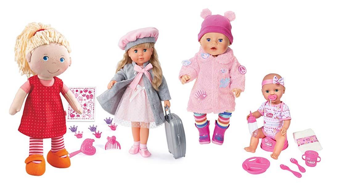 Die beliebtesten Puppen