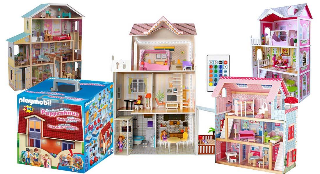 Die beliebtesten Puppenhäuser