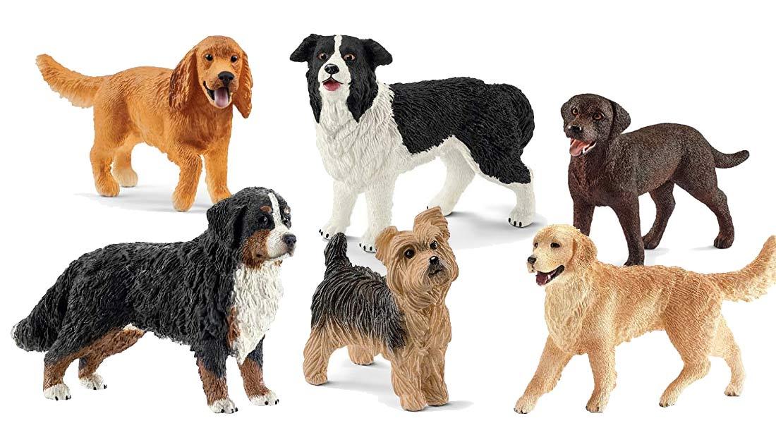 Beliebte Schleich Hunde + Ratgeber