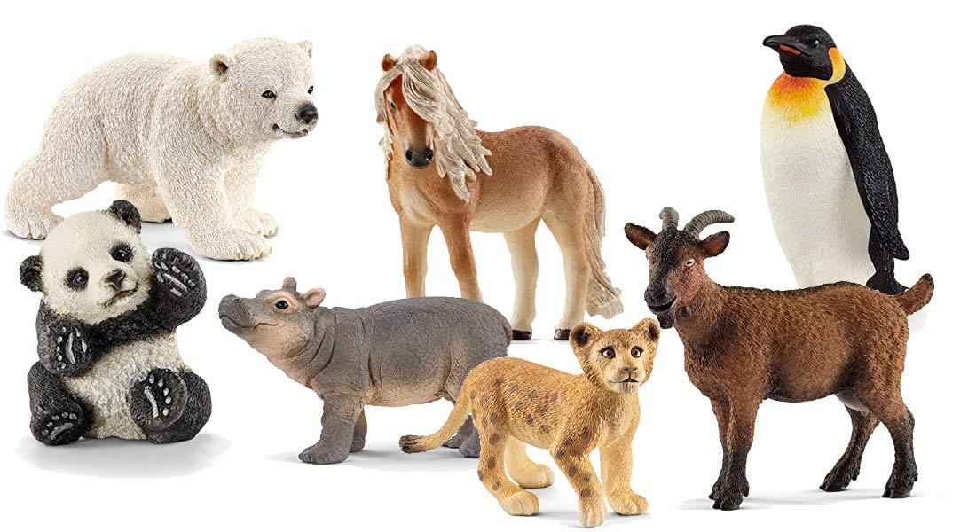Die beliebtesten Schleich Tiere + Ratgeber